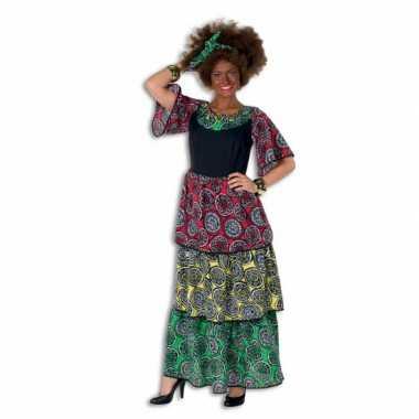 Surinaamse jurk grote maten
